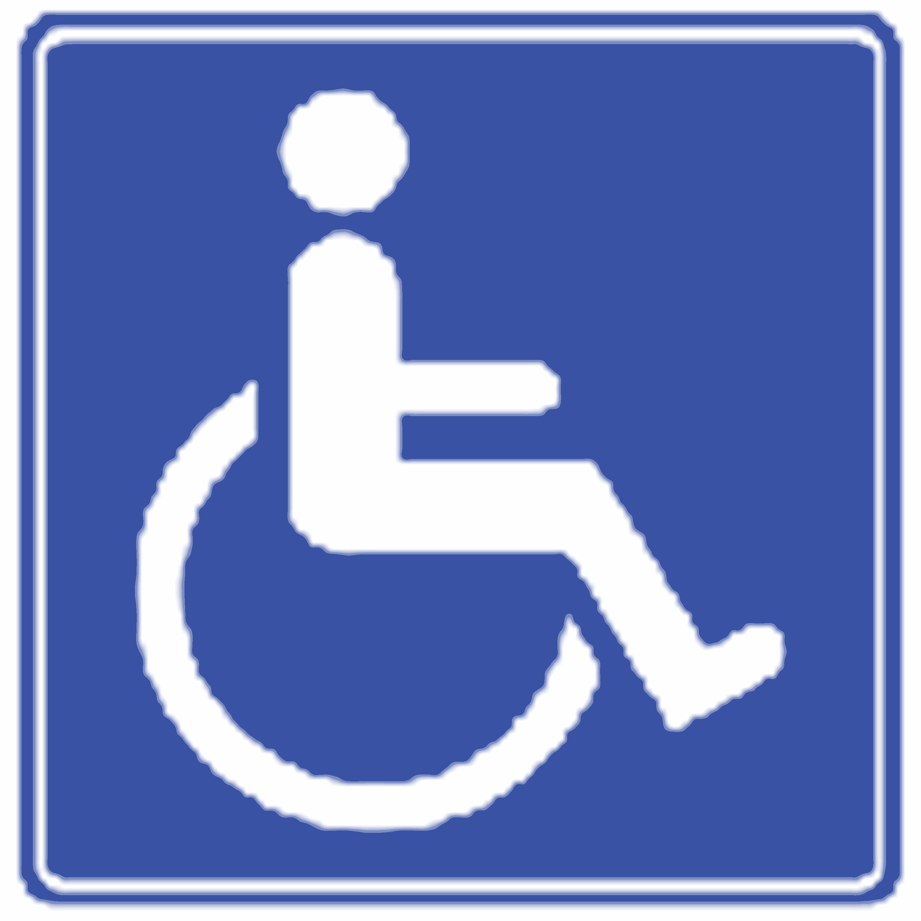 Blue Badge logo