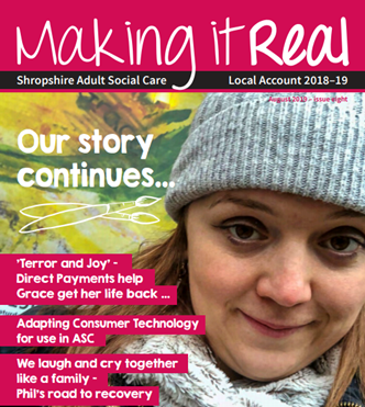 Cover of the latest Local Account