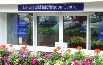 Photo of Bridgnorth Library