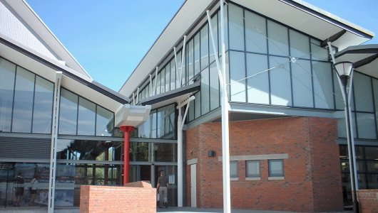 Photo of Ludlow Library