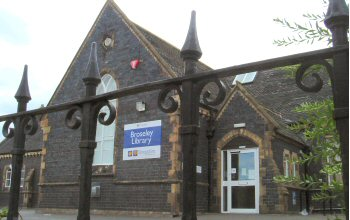 Photo of Broseley Library