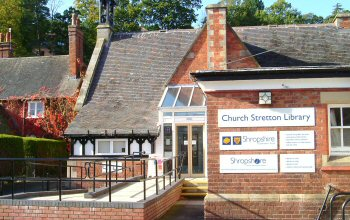 Photo of Church Stretton Library
