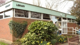 Photo of Bayston Hill Library