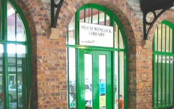 Photo of Much Wenlock Library