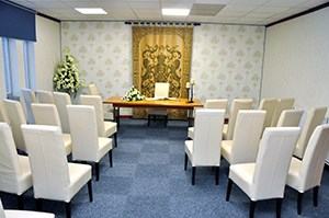 Shirehall ceremony room